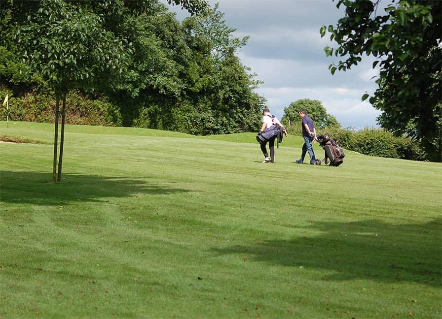 Balheary Golf Course Fairway